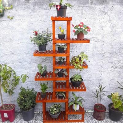 Estante para plantas modelo 67 imagem