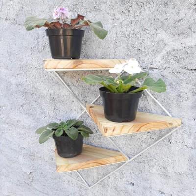 Suporte para plantas modelo 65 Suporte para Plantas, Expositor de Plantas imagem