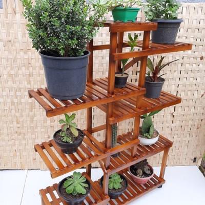 Estante para Plantas modelo 63 Expositor de Plantas imagem