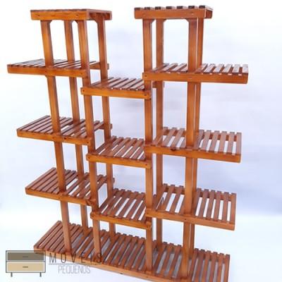 Estante de plantas Modelo 72 jardim vertical imagem
