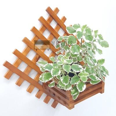 Floreira Jardim Suspenso, plantas decoração Expositor de Plantas imagem