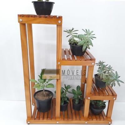 Suporte para Vasos e plantas modelo 80 Suporte para Plantas, Expositor de Plantas, Entregas no Brasil imagem