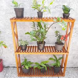 Estante para plantas jardim vertical.