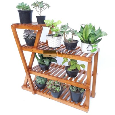 Estante para Plantas suculentas modelo 27 Suporte para Plantas, Expositor de Plantas imagem