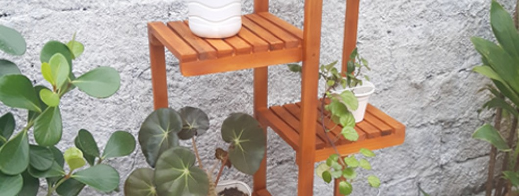 Estante de plantas modelo 43