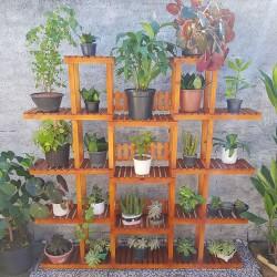 Expositor  de plantas Modelo 46