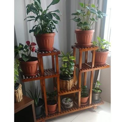 Jardineira de madeira modelo 48 imagem
