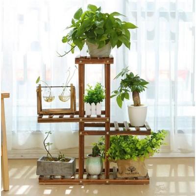Estante para plantas exterior modelo 57 Suporte para Plantas, Expositor de Plantas imagem