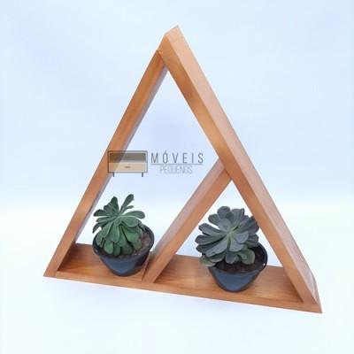 Nicho Decorativo Triangular imagem