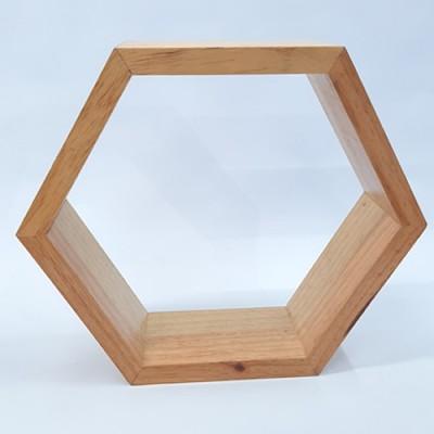 Nicho Hexagonal sem fundo Nichos, Suporte para Plantas imagem