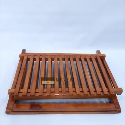 Estante suporte para plantas feito em madeira Suporte para Plantas, Expositor de Plantas imagem