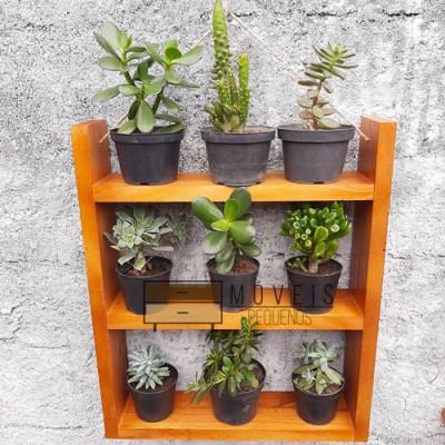 Prateleira objeto de decoração e plantas Suporte para Plantas, Entregas no Brasil imagem