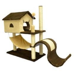 Arranhador Para Gatos New Tobogã House