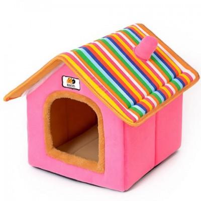 Casa Forma Pet ninho para Cães Gatos filhote de cachorro dormir