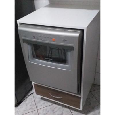 Suporte para lava louça feito em Mdf imagem