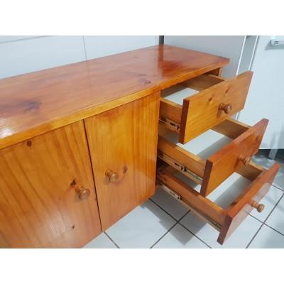 Móvel Rustico madeira imagem