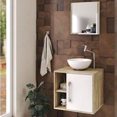 Conjunto de Movel para banheiro imagem