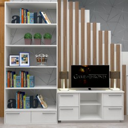Rack e estante