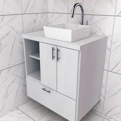 Projeto 7 Movel banheiro imagem