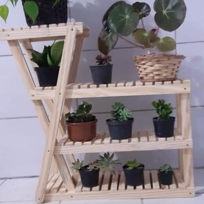 Expositor para Plantas modelo 27