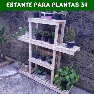 Estante para Plantas 34 imagem