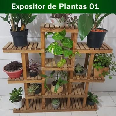 Expositor de Plantas 01