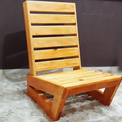 Poltrona madeira 1 lugar