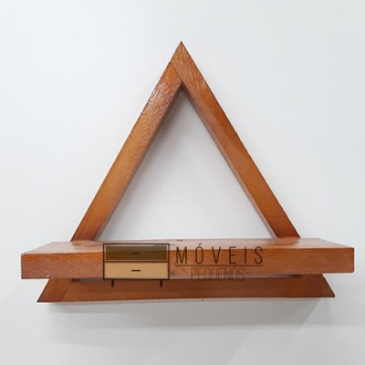 Suporte para suculentas triangulo imagem